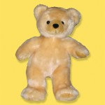 15&quot; beige bear